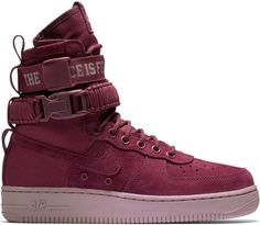 Buy and sell authentic Nike SF Air Force 1 High Force Is Female Vintage Wine (W) shoes and thousands of other Nike sneakers with price data and release dates. Air Force 1 High, Air Force Ones, Nike Air Force, Vintage Trends, Vintage Ideas, Vintage Stuff, Vintage Designs, Vintage Photos, Funny Vintage