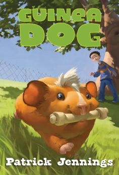 All Rufus really wants is a dog, but clean-freak Dad says no way! When Mom brings home a guinea pig instead, cute little furball Fido starts running and fetching and eating homework — he's a guinea dog! A perfect tale for anyone who's ever gotten more than they asked for ($1.99)