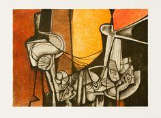 Burle Marx, Roberto.   Os Sertões - Canudos I