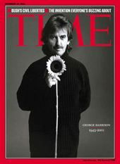Time Cover Store - George Harrison