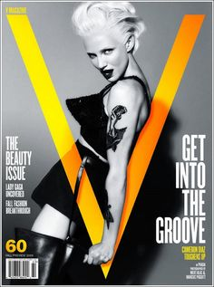 Couverture    V Magasine - Cameron diaz // 2009  #cover #magazine #vmagazine