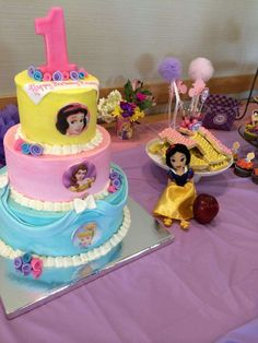 Disney Princess Birthday Party Ideas | Photo 7 of 16 | Catch My Party