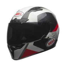 #bell #qualifier #accelerator #red #black #integral #helmet Get yours on https://www.helmade.com