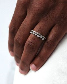 The Floating Eternity Get the ring of your dreams at a price well suited to your budget. #bmloves #bridalmusings #engagementrings #weddingrings #rings
