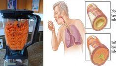 Wortelen: De Natuurlijke Voeding om hoest en slijm te verwijderen uit uw longen…