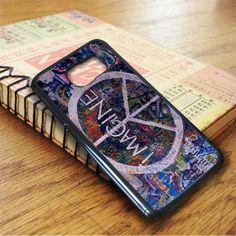 Imagine Graffitti The Beatles Samsung Galaxy S7 Case