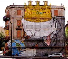 Lisboa graffiti street art