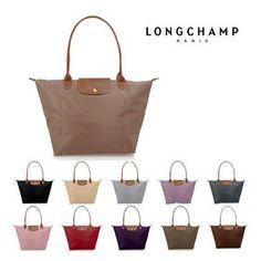 Longchamp ロンシャン ル・プリアージュ 1899 トートバッグ M  Le Pliage ハンドバッグ 折りたたみ 即納 送料無料