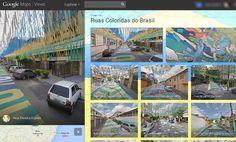Se você quer conhecer os estádios da Copa do Mundo, o Google Maps permite agora ter uma visão em 360 graus, percorrendo o gramado e as arquibancadas de cada um. Além disto, é possível ver e passear por ruas preparadas para o evento em diversas cidades, conhecendo os detalhes da decoração. No Link, por Ligia Aguilhar.
