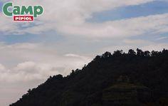 La vista de las tirolesas. #Guerrilleros #CampPipiol2015