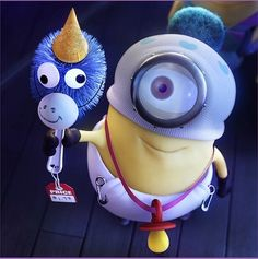 Despicable me! love this movie!!!!  =)