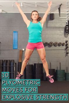 10 No-Gym Plyometric Moves for Explosive Strength