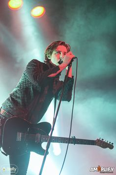 Catfish And The Bottlemen + Maddy Jane @ Hordern Pavilion - Amnplify Van Mccann, Music Is Life, Live Music, Passion Band, Ryan Evans, Catfish & The Bottlemen, The Strokes, Set Me Free, Concert Photography