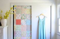 wallpapering-the-closet