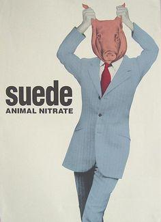 Suede - Animal Nitrate - Lyrics. - YouTube