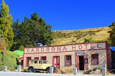 Cardrona Hotel en route from Queenstown to Wanaka... THE perfect stopover!