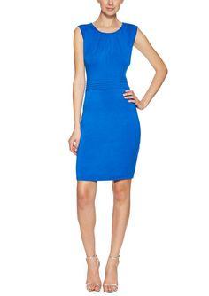 Amelia Princess Blue Sheath dress