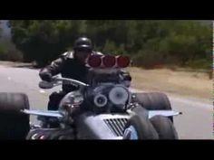 Frogman Tim Cotterill Rocket II Trike - BEST TRIKE EVER!