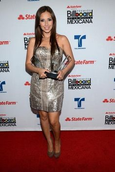 Second annual Billboard Mexican Music Awards - see more photos