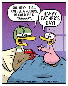 Fowl Language Comics - by Brian Gordon Bad Parenting Quotes, Parenting Humor, Brian Gordon, Fowl Language Comics, Today Quotes, Duck Tales, Medical, Mom Humor, Videos Funny