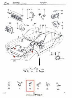 Pin on Ford Escort Engine bays
