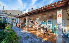 Historisches Strandhaus mit Garten und Pool in erster Meereslinie in El Molinar, Palma de Mallorca - Living Scout - die schönsten Immobilien auf MallorcaLiving Scout – die schönsten Immobilien auf Mallorca