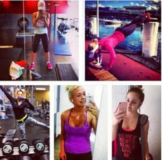 Shout out to our sporty sisters x