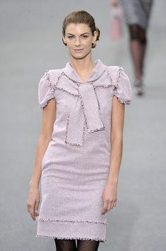 Chanel at Paris Fashion Week Spring 2009 - StyleBistro