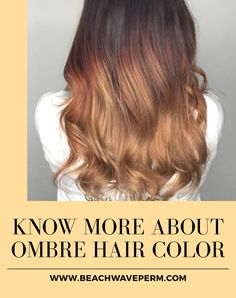Ombre Hair At Home, White Ombre Hair, Diy Ombre Hair, Dyed Hair Ombre, Hair Color Purple, Color Your Hair, Cool Hair Color, Hair Dye, Wave Perm