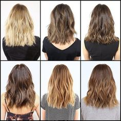 27. Textures - Sick of Having Long Hair? Check out These Long Bob Inspos Now! → Hair