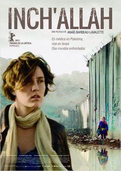 #InchAllah #Estrenos de la cartelera de cine española del 7 de Junio de 2013. Pincha en el cartel para ver el tráiler