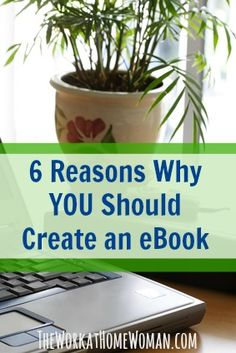 e-Books not only showcase your expertise and increase your revenue, they're also a great way to grow your business and increase your fan base. via The Work at Home Woman