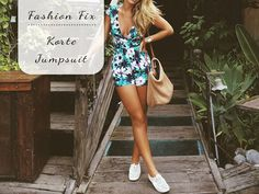 Fashion Fix: Korte jumpsuit - My Simply Special