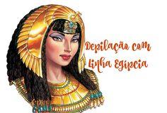 COISAS DI KAROL: Depilação com Linha Egípcia. Tire suas dúvidas ago...