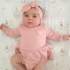 New Ideas For Baby Gifts Newborn Children Outfits Niños, Kids Outfits, Baby Girl Fashion, Kids Fashion, Cute Baby Girl, Baby Boy, Cute Babies Photography, Chubby Babies, Baby Smiles