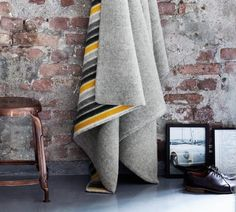 Røros Tweed Konfetti 100% Norwegian Wool Blanket. Norway Wool Blanket, Norway, Tweed, Blankets, The 100, House Design, Texture, Home, Fleece Blanket Edging