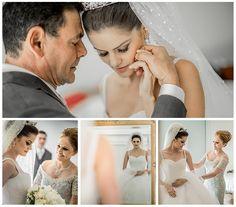 Mãe da noiva e pai da noiva - Casamento Luiza e Sulivam