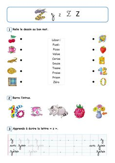 Révision des consonnes longues Maternelle Grande Section, Abc Centers, Emotional Child, French Education, Preschool Education, Home Schooling, Learn French, Phonics, Kids Learning