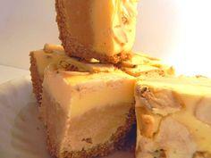 Julie's Fudge - ELVIS PIE w/Graham Cracker Crust, via Etsy.