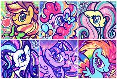 RAINBOW POWER!!! by crayon-chewer.deviantart.com on @deviantART