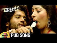 Dwaraka Latest Telugu Movie   Pub Song   Allabbi Allabbi Song Trailer   Vijay Devarakonda - YouTube