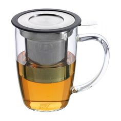 Forlife new leaf tea glass  Find more @ www.teastreet.nl