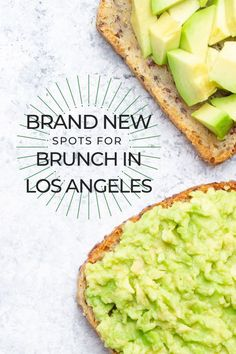 The only thing better than a good brunch, is a brunch you haven't been to yet. Here are the latest and best Brand New Spots for Brunch in Los Angeles! #losangeles #brunch #brunchdayla #brunchinlosangeles Brunch Hours, Sweet Potato Waffles, Pork Bacon, Fried Bananas, Braised Lamb, Drinking Around The World, I Want To Eat, Best Dishes, Smoking Meat