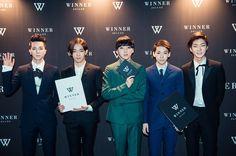 WINNER - Winner Launching Show, 140806