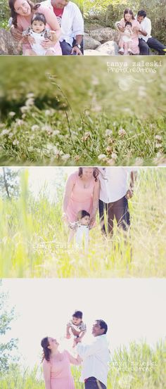 Outdoor family photo session with baby - tanya zaleski photocreations blog: One CUTE family - Montreal's South Shore family photographer