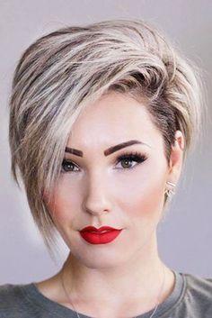 Best Short Hairstyles 2017 - 2018 | The Best Short Hairstyles for Women 2017 - 2018