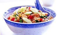 Easy is what you want on Friday nights, so whip up this fried rice and enjoy the tasty results.