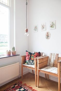 Antic&Chic. Decoración Vintage y Eco Chic: [Lugares con alma] Una casa bohemia llena de nostalgia