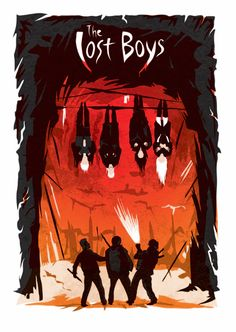 Lost Boys Movie, The Lost Boys 1987, Horror Movie Characters, Horror Films, Scary Movies, Old Movies, Best Vampire Movies, Real Vampires, Nerd