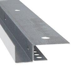 LED Profil für Gipskarton U Version 2m Rehgips Trockenbau